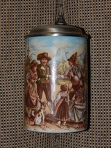 German Mountain Families Stein in Stuttgart, GE
