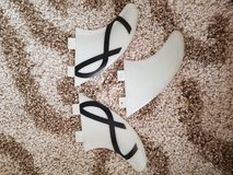 FCS M7 surfboard fins in Temecula, California