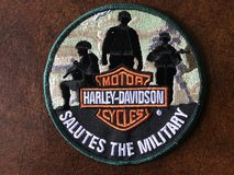 HARLEY / MILITARY PATCH in Fort Polk, Louisiana