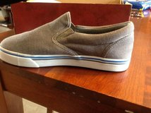 New Boys Arizona size 5 med grey shoes in Fort Riley, Kansas