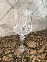 23 Longchamps crystal goblets in Kingwood, Texas