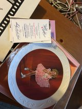 Shirley Temple Collectors Plate in Tinley Park, Illinois