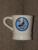 Navy Big Crow Coffee Mug in Stuttgart, GE
