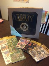 US Army Scrapbook + Embellishments in Fort Lewis, Washington