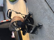 Sit and stand stroller in Camp Pendleton, California
