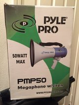 Pyle PMP50 Professional Piezo Dynamic Megaphone in Lake Elsinore, California