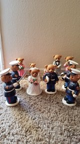 Collectable wedding bears in Oceanside, California