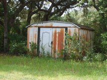 Old Metal shed 10FT X 12 FT in Beaufort, South Carolina