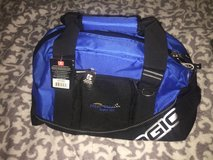 Blue Gym/Travel Bag (2 of them) in Camp Pendleton, California