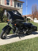 2013 Harley Street glide Custom in Lake Elsinore, California
