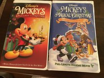 Mickey Mouse Tapes in Oswego, Illinois
