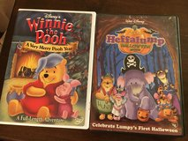 Winnie  the Pooh DVDs in Naperville, Illinois