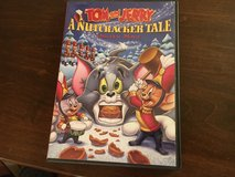 Tom and Jerry DVD in Sugar Grove, Illinois