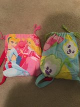 Disney backpack beach towels in Glendale Heights, Illinois