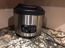 AROMA Professional 20-cup (Cooked) Digital Rice Cooker, Food Steamer and Slow Cooker (ARC-3000SB) in Chicago, Illinois