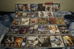 PS3 Games *30 titles* in Okinawa, Japan