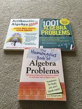 Algebra Books in Okinawa, Japan