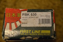 Honda Civic front wheel bearing kit First line FBK 530 x 2 new never used in Lakenheath, UK