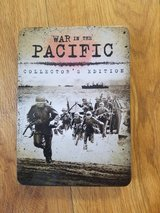 War In The Pacific (Collector's Edition) (Tin Case) in Fort Irwin, California