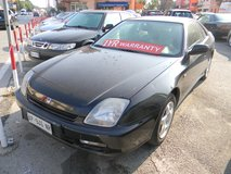 1 YR WARRANTY - HONDA PRELUDE 2 DRS - Cars&Cars Military Sales by Chapel gate on the left in Vicenza, Italy