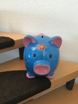 Big piggy bank in Ramstein, Germany