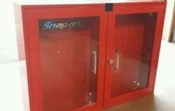 Snap On Wall Cabinet & SAE Tools in Ramstein, Germany