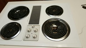 GE Profile Electric Cooktop with Downdraft $175 reduced in Kingwood, Texas