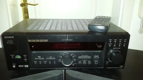 Sony STR-DE 675 Receiver and Remote in Stuttgart, GE