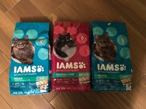 Iams cats food $4 each in Beaufort, South Carolina