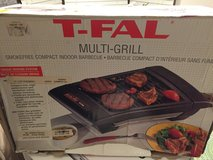 T-Fal Indoor Multi Grill in Glendale Heights, Illinois