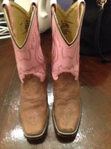 Boots size 5 Justin in Kingwood, Texas
