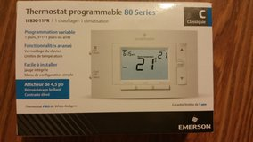 New Emerson Thermostat Programmable in Travis AFB, California