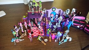 Monster High School in Hinesville, Georgia