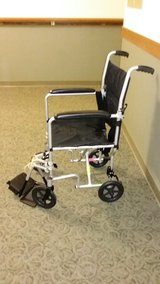 Adult Transport wheelchair in Bolingbrook, Illinois