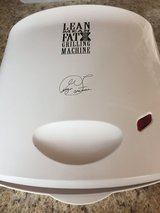 George Foreman grill in Travis AFB, California