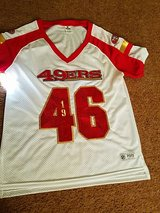 Victoria's Secret 49er Jersey in Travis AFB, California