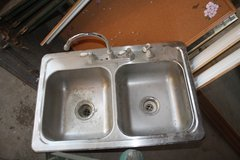 stainless steel kitchen sink in Macon, Georgia