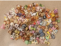 Littlest Pet Shop (90 pieces) in Spring, Texas
