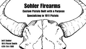 Sohler Firearms in Perry, Georgia