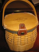 Longaberger Collectors Club 5th Anniversary Charter Member Basket in Fort Rucker, Alabama