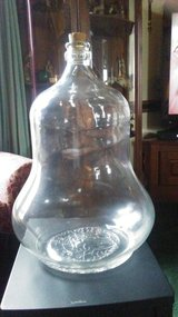 Large, Vintage Crisa Jug, Made in Mexico in Hopkinsville, Kentucky