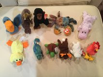 ty beanie babies in Shorewood, Illinois
