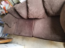 Couch need gone today. in Chicago, Illinois