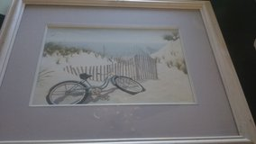 Framed painting in 29 Palms, California