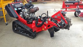 Stump Grinder in Leesville, Louisiana