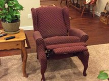 Reclining reading chair in Fort Lewis, Washington