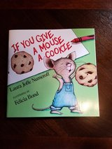 NEW If you give a mouse a cookie book in Watertown, New York