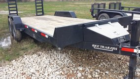 heavy duty 20' trailer in Fort Polk, Louisiana