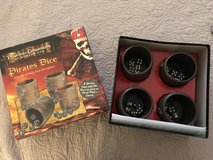 Pirates of the Caribbean dice game in Fort Rucker, Alabama
