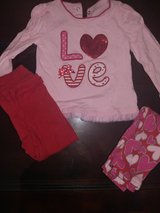 Valentine outfit in Houston, Texas